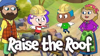 Raise the Roof: Chelm Folktale for Kids