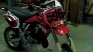 5. 2005 cr85r for sale $3200