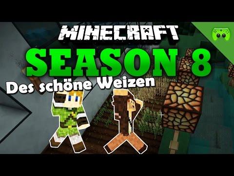 DES SCHÖNE WEIZEN «» Minecraft Season 8 # 108 | Full HD