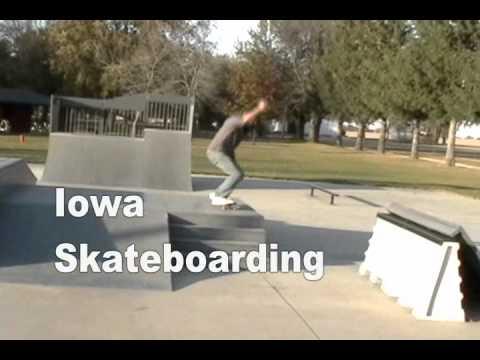 Iowa Skateboarding