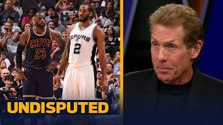 Skip Bayless on reports Kawhi prefers Clippers over playing with LeBron's Lakers   NBA   UNDISPUTED