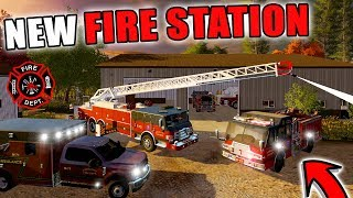 Nonton Fire Station   New Set Up   Fire Mods   Rescue   Farming Simulator 2017 Film Subtitle Indonesia Streaming Movie Download