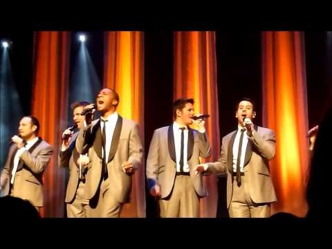 Straight No Chaser - Signed Sealed Delivered - Allentown Early Show