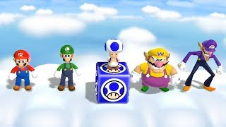 Video Mario Party 9 - High Rollers MP3, 3GP, MP4, WEBM, AVI, FLV April 2019