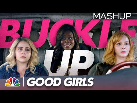 Every Car Scene from Seasons 1 and 2 - Good Girls