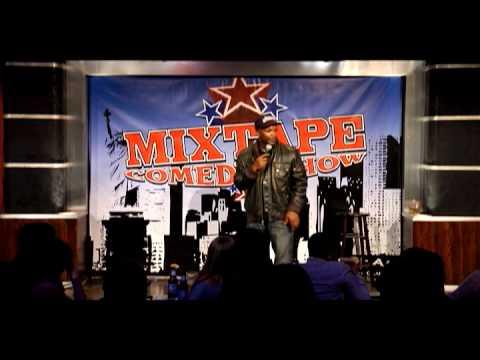 "Mixtape Comedy Show -Cory ""Zooman"" Miller, Pt. 2"