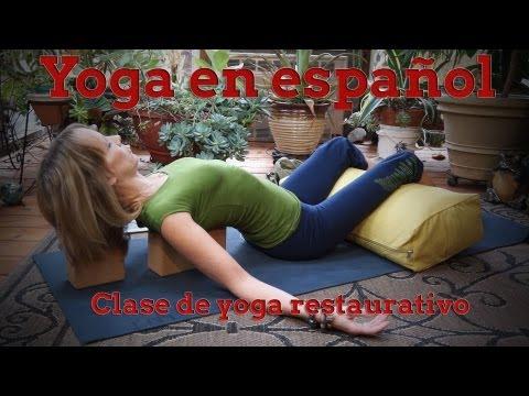 Namaste Yoga 171: Serie de condicionamiento social: Una Clase de Yoga Restaurativo