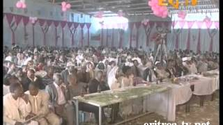 Eritrean News - Kudus Yohannes Concert in Sembel - Asmara by EriTV
