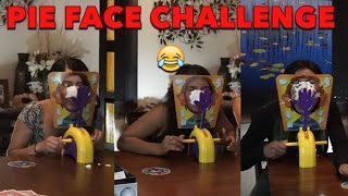The Redline Ravens participate in yet another challenge! Watch who gets pied first LOL Currently working on improving video quality. We decided to play this one night and it was pretty dark. Thanks for your patience as we figure out the little kinks to this YouTube stuff ( ; Keep up with the REDLINE RAVENS at: Instagram: https://www.instagram.com/redlineravens/Facebook: https://www.facebook.com/redlineravens/?ref=br_rsTwitter: https://twitter.com/RedlineRavensANNETTE:YouTube: https://www.youtube.com/user/MissAnnetteCarrionInstagram: https://www.instagram.com/annettecarrion/Snapchat: annettecarrionMIZZIEL: YouTube: www.youtube.com/c/MizzielSerraInstagram: https://www.instagram.com/mizziel/ Twitter: https://twitter.com/mizzielridesSnapchat: Mizziel KEE: YouTube: youtu.be/C0sZq8rRm5YInstagram: https://www.instagram.com/ms_keerati/Snapchat: keerati899Music: Ukulele - Bensound.com