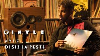 VINYLE avec Disiz La Peste - émission du 29/10/2018