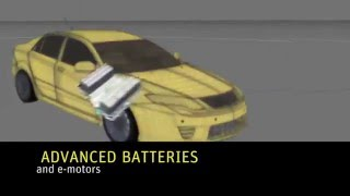 Automotive Simulation Solutions by ANSYS