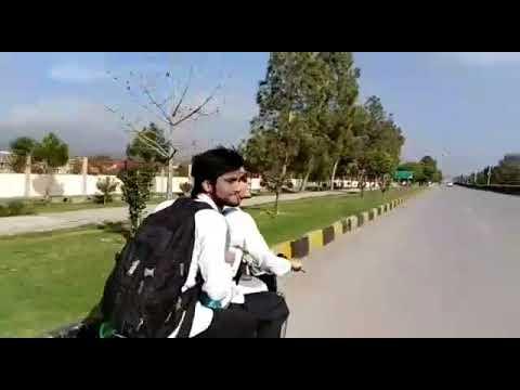 Wah Cantt Sey wapsi ka safar | Wah cantt journey with Robby Jins vlog!