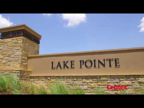 New Homes near Killeen, TX - Lake Pointe by Centex Homes