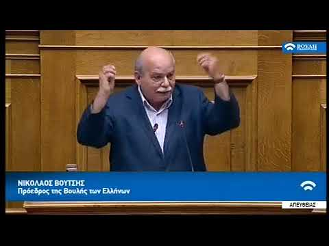 Ν. Βούτσης: Όχι στην ακροδεξιά ρητορική που διεκδικεί πολιτικό εκλογικό μέρισμα από τη ΧΑ