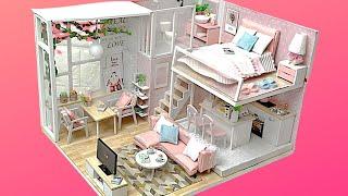 DIY Miniature Dollhouse Kit Tranquil Life