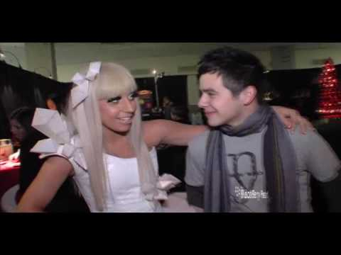 David Archuleta Backstage At Z100's Jingle Ball
