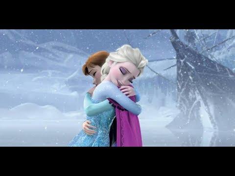 ᴴᴰ Frozen 2013 ☆♥✔ Elsa and Anna  Best Funny Frozen Moments HD