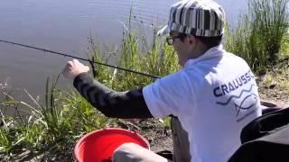 "Рыбалка с ""Method Feeder"" на озере"