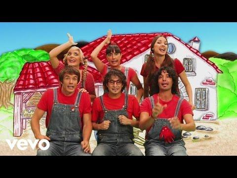 Grupo Encanto - La Gallina Turuleca (Version Argentina)