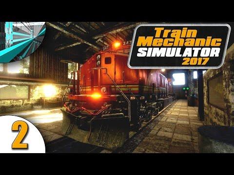 Прохождение игры train simulator 2017