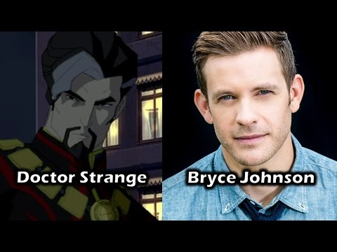 Characters and Voice Actors - Doctor Strange: The Sorcerer Supreme