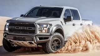 Ford F 150 Raptor SVT Supercab pickup truck