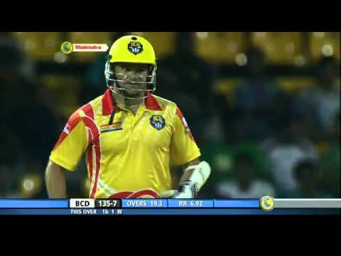 Basnahira vs Uva, SLPL, 2012 - Full Match