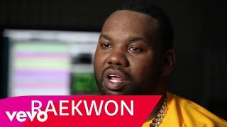 Raekwon - VEVO News Interview (Hot97 SJXX)