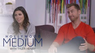 Video Tyler Henry Connects to Jamie-Lynn Sigler's Late Brother   Hollywood Medium with Tyler Henry   E! MP3, 3GP, MP4, WEBM, AVI, FLV Desember 2018