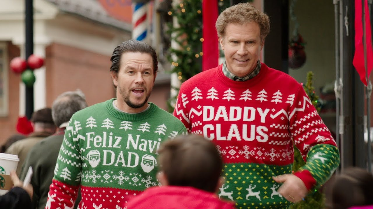 More Daddies, More Problems in 'Daddy's Home 2' (Clip) starring Will Ferrell & Mark Wahlberg with Grandpas Mel Gibson & John Lithgow