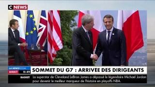 Video Emmanuel Macron : ''Nous devons coopérer, c'est primordial pour les millions de gens de nos pays'' MP3, 3GP, MP4, WEBM, AVI, FLV Mei 2017