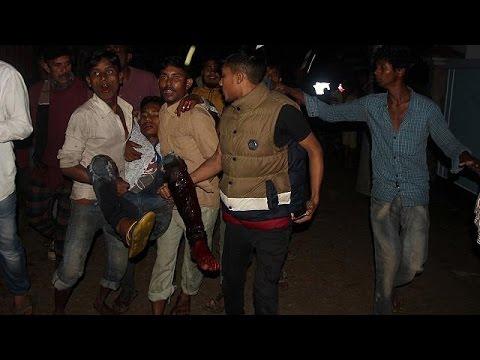 Μπαγκλαντές: Διπλή βομβιστική επίθεση με έξι νεκρούς