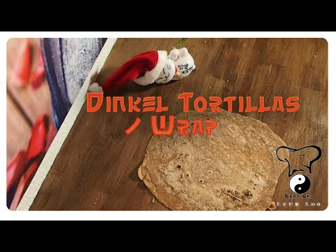 Dinkel Tortillas