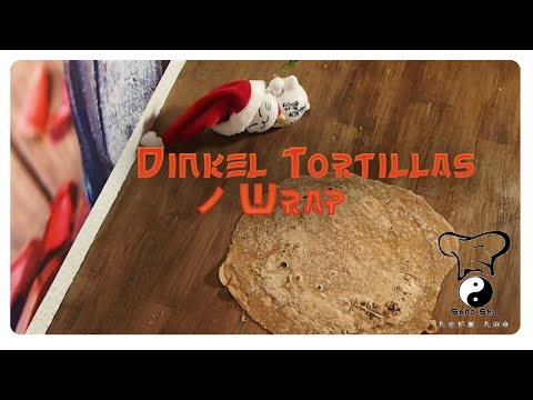 Dinkel Tortillas