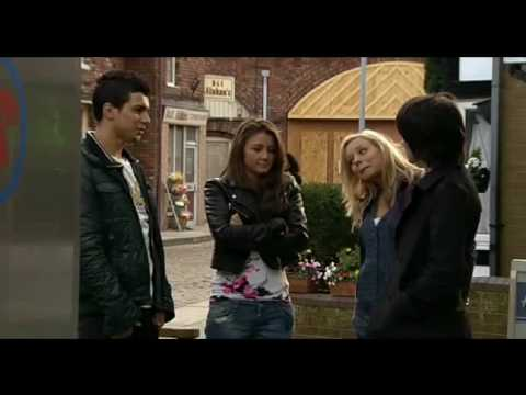Sophie & Sian (Coronation Street) - 26th March