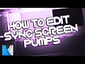 How to make SYNC screen PUMPS in Sony Vegas Pro 11,12,13,14 || Easy TUTORIAL || 2017