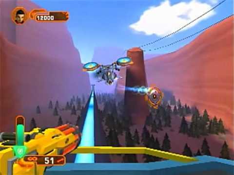 NERF N-Strike Wii