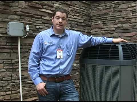 The TRANE XL 20i Heat Pump