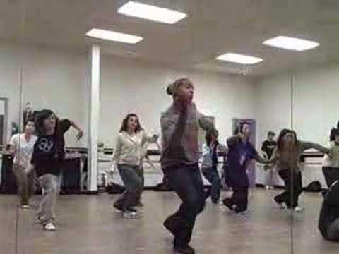 На уроке танца JBueno в сообществе BoogieZone