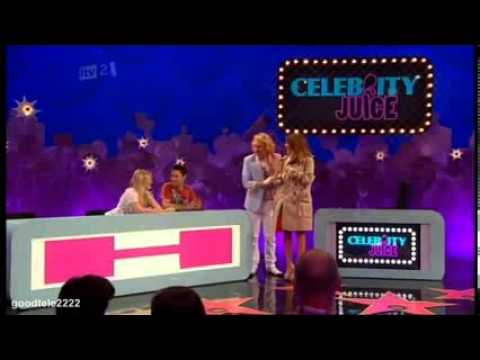 Mark Morrison's classic 'Return of the Mack played on Celebrity Juice