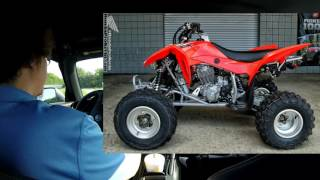 7. 2017 Honda TRX450R & TRX400X Sport / Race ATV Models Update & News + TRX250X and TRX90X