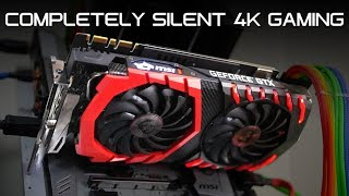 MSI South Africa sent over their Gaming X GTX 1080 Ti for me to check out. Instead of doing the normal review, I decided to put the Gaming X GPU under the ultimate stress test.  How well and how long can this graphics card run games at 4K with no fans running? Check out Wootware for all your PC rig needs: https://goo.gl/tTD16WMSI Gaming+ GTX 1080 Ti: http://amzn.to/2u9NtxADell S2817Q 4K Monitor: http://amzn.to/2rUzyutG.Skill Trident Z RGB RAM: http://amzn.to/2qdb3XVRyzen 7 1700 CPU: http://amzn.to/2oECYA6MSI X370 XPower Gaming Mobo: http://amzn.to/2rJxjdBPhanteks CPU Cooler: http://amzn.to/2qO3v1AOpen Benchtable: http://openbenchtable.com/stock/Custom Cables: https://beyondcustoms.net/For the intro/outro music by Kalyptra: https://goo.gl/eVmyNVdJoin the UFDisciple Discord server! - https://discord.gg/PApp82hMy Twitter - http://www.twitter.com/ufdiscipleMy Facebook - http://www.facebook.com/ufdiscipleMy Instagram - http://www.instagram.com/ufdisciple