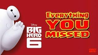 Video Disney's Big Hero 6 Easter Eggs | Everything You Missed MP3, 3GP, MP4, WEBM, AVI, FLV Oktober 2018