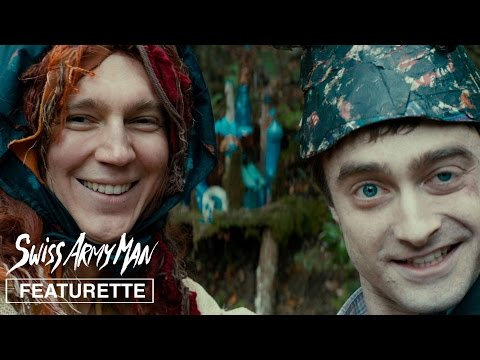 Swiss Army Man (Featurette 'Actors')