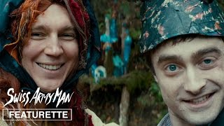 SUBSCRIBE: http://bit.ly/A24subscribe Watch the latest featurette on the incredible acting duo, Paul Dano and Daniel Radcliffe. SWISS ARMY MAN – Opens June 2...