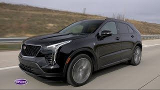 5. 2019 Cadillac XT4: Review — Cars.com