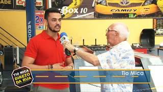 TIO MICA DIRETO DA RUA | LANCHONETE REAL VILA e BOX 10 AUTO CENTER