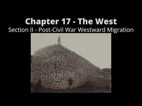 AudioYawp Chapter 17   The West