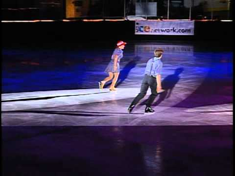 Jacob Nussle and Bridget Race, Novice Duet National Showcase 2012