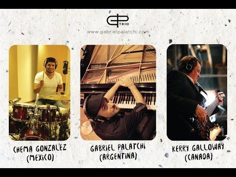 Gabriel Palatchi Trio - Teaser